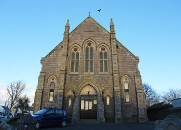 Thumbnail 1 bedroom flat to rent in Flat 8 The Old Chapel, Station Road, St. Newlyn East