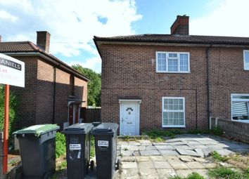 Thumbnail 3 bed end terrace house to rent in Launcelot Road, Downham, Bromley