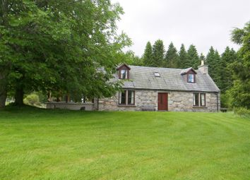 Thumbnail 4 bed cottage for sale in Lynmacgregor Wood, Grantown-On-Spey