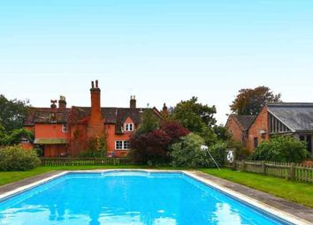 Thumbnail 7 bed detached house for sale in Sproughton, Ipswich, Suffolk