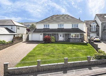 Thumbnail 5 bed detached house for sale in Menhyr Drive, Carbis Bay, St Ives