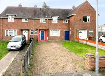 Thumbnail 3 bed terraced house for sale in Barracks Lane, Bloxwich, Walsall