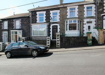 Thumbnail 4 bed terraced house for sale in Tower Street, Treforest, Pontypridd
