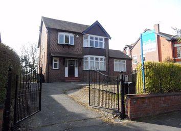 Thumbnail 6 bed detached house for sale in Devonshire Park Road, Off Davenport Park Road, Stockport