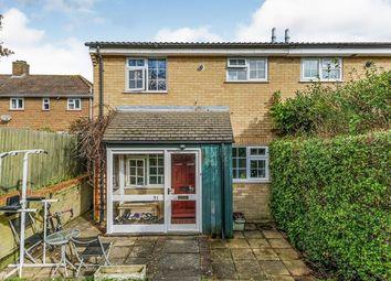 Thumbnail 1 bedroom semi-detached house to rent in Minstrel Gardens, Surbiton