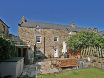 Thumbnail 3 bed cottage to rent in Rodsey Place, Rothbury Morpeth