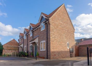 Thumbnail 2 bed semi-detached house for sale in Lytlington Mews, Crowland, Peterborough
