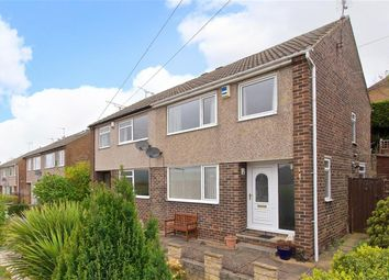 Thumbnail 3 bed semi-detached house for sale in Rumplecroft, Otley