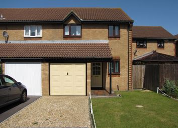 Thumbnail 3 bed semi-detached house to rent in Corby Crescent, Portsmouth