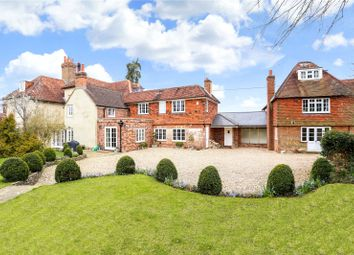 Thumbnail 8 bed detached house for sale in Dippenhall Street, Crondall, Farnham