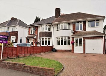 Thumbnail 4 bed semi-detached house for sale in Scott Road, Great Barr