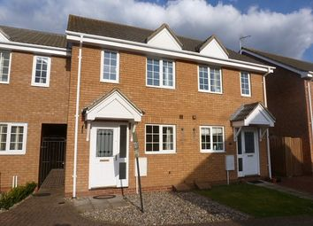 Thumbnail 2 bed terraced house to rent in Whitegate Close, Swavesey, Cambridge