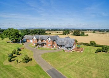 Thumbnail 4 bedroom country house for sale in The Hill, Swarkestone Road, Chellaston, Derby
