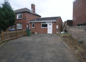 Thumbnail 1 bed detached bungalow for sale in Mincing Lane, Rowley Regis