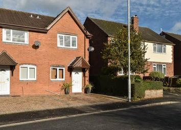Thumbnail 2 bed semi-detached house for sale in Broad Street, Bromsgrove