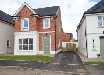 Thumbnail 3 bed detached house for sale in Foxton Crescent, Newtownabbey