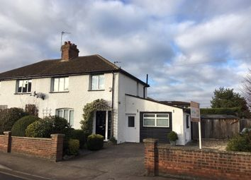 Thumbnail 3 bed semi-detached house for sale in House Lane, Arlesey, Beds