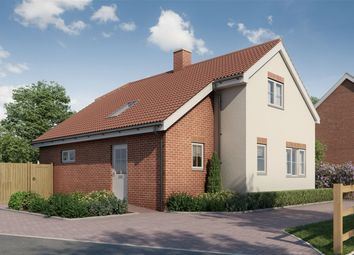Thumbnail 3 bed detached house for sale in Westfield, Clare, Sudbury, Suffolk
