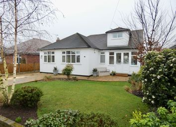Thumbnail 5 bed bungalow for sale in Mellor Crescent, Knutsford