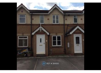 Thumbnail 2 bed terraced house to rent in Bishop Blunt Close, Hessle