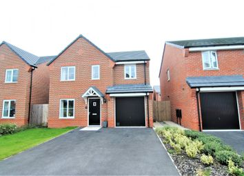 Thumbnail 4 bed detached house for sale in Atlantean Drive, Leyland