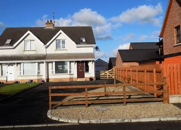 Thumbnail 3 bed semi-detached house to rent in 26A Lurganure Road, Maze, Lisburn