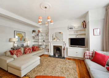 Thumbnail 3 bed terraced house to rent in Replingham Road, London