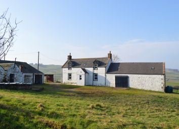 Thumbnail 4 bed farmhouse for sale in Auldgirth, Dumfries