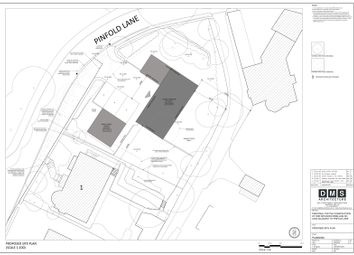 Thumbnail Land for sale in Adjoining Land, Pinfold Lane, Wakefield, West Yorkshire