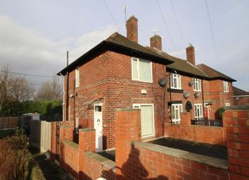 Thumbnail 2 bedroom terraced house to rent in Shirehall Road, Sheffield