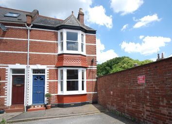Thumbnail 2 bed end terrace house to rent in Kimberley Road, St. Leonards, Exeter