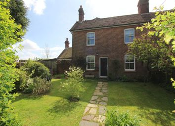 Thumbnail 3 bed end terrace house for sale in Park Lane, Swanmore, Southampton