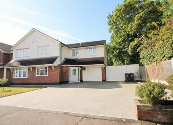 Thumbnail 5 bed detached house for sale in All Saints Close, Chigwell
