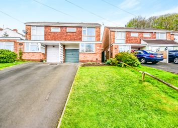 Thumbnail 3 bedroom semi-detached house for sale in Oakham Road, Dudley