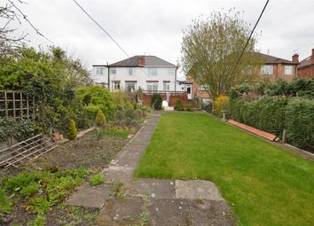 Thumbnail 3 bed semi-detached house for sale in Kingsmead Road, Leicester