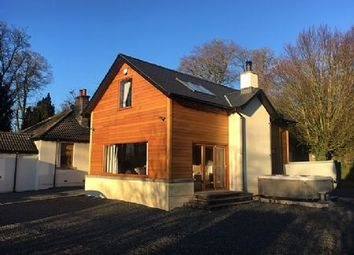 Thumbnail 4 bed cottage for sale in Garden Cottage, Brocklehirst Collin Dumfries