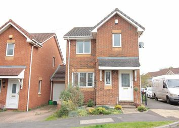 Thumbnail 3 bed link-detached house for sale in Church Farm Road, Emersons Green, Bristol