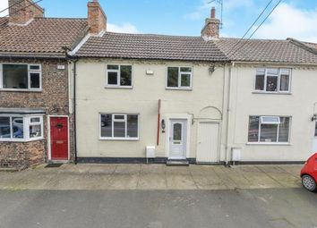 Thumbnail 3 bedroom terraced house for sale in Northallerton Road, Brompton, Northallerton