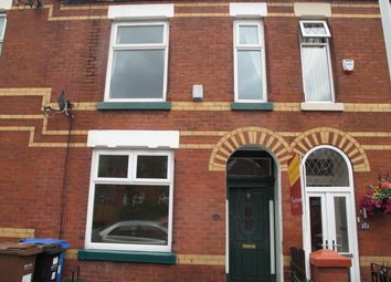 Thumbnail 3 bedroom terraced house to rent in Cunliffe Street, Edgeley, Stockport