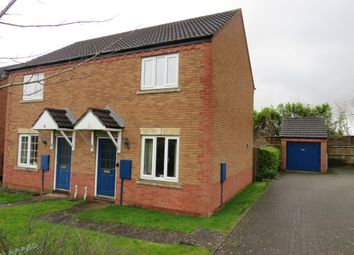 Thumbnail 2 bed semi-detached house for sale in Farringdon Avenue, Belmont, Hereford