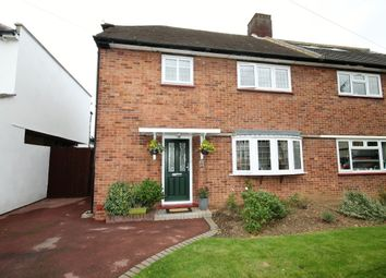 Thumbnail 3 bed semi-detached house for sale in Marshalls Drive, Romford