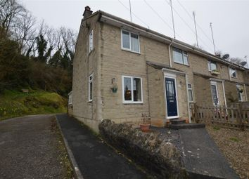 Thumbnail 2 bed end terrace house for sale in Underhill, Gurney Slade, Radstock