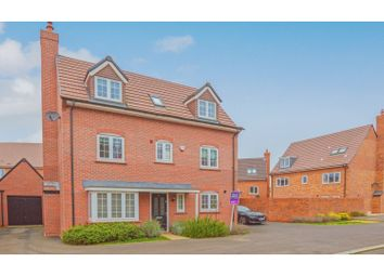 4 bed detached house for sale in Oxford Blue Way, Stewartby, Bedford MK43
