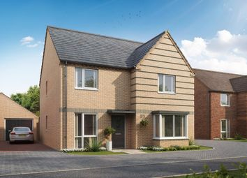 "Thumbnail 4 bed detached house for sale in ""Holden"" at Pedersen Way, Northstowe, Cambridge"