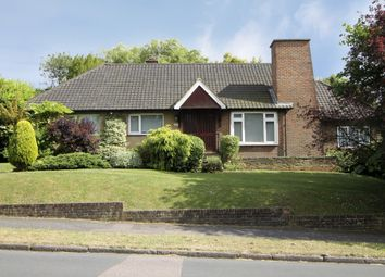 Thumbnail 4 bed bungalow for sale in Chiltern Avenue, Bushey Heath