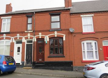 Thumbnail 3 bed terraced house for sale in Walker Street, Netherton, Dudley