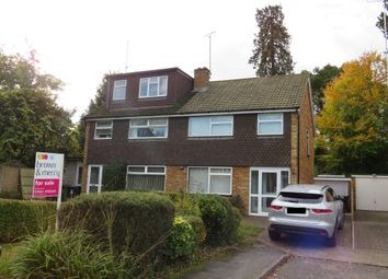 Thumbnail 3 bedroom semi-detached house for sale in Lochnell Road, Northchurch, Berkhamsted