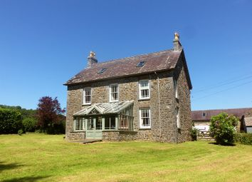 Thumbnail 4 bed detached house for sale in Ffynnonddrain, Carmarthen, Carmarthenshire.