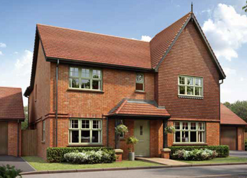 "Thumbnail 4 bed property for sale in ""The Orchard"" at Tangier Lane, Bishops Waltham, Southampton"