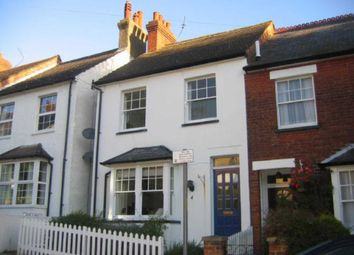 Thumbnail 3 bed cottage to rent in Aldenham Road, Radlett